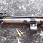 パナレーサー(Panaracer) 携帯空気入れ ミニフロアポンプ