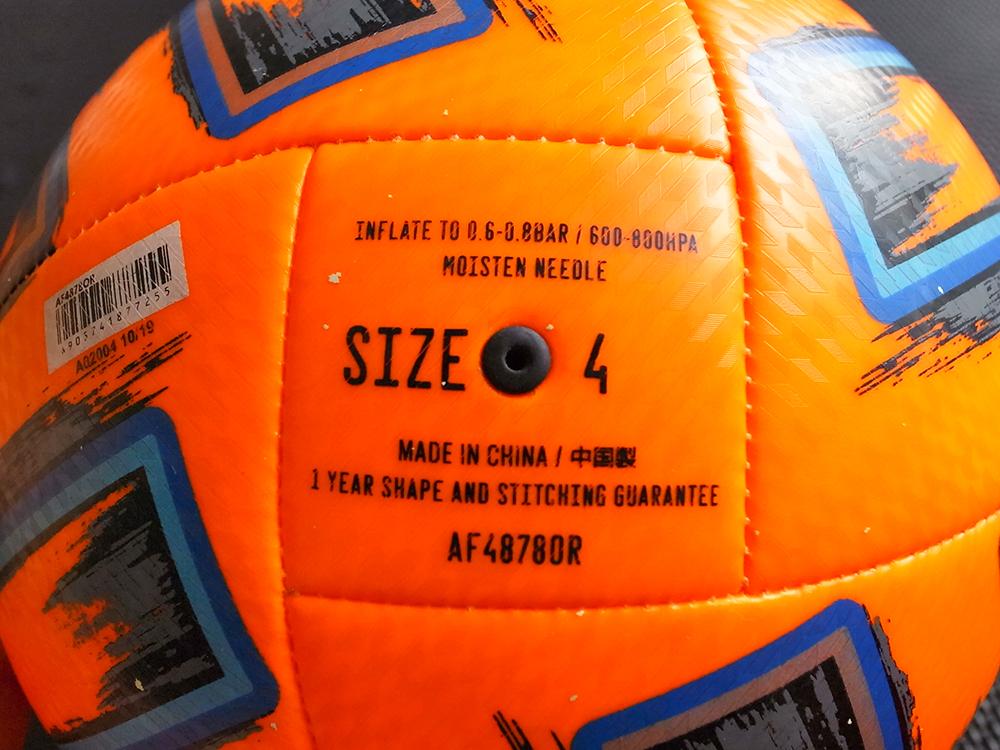 サッカーボール 4号