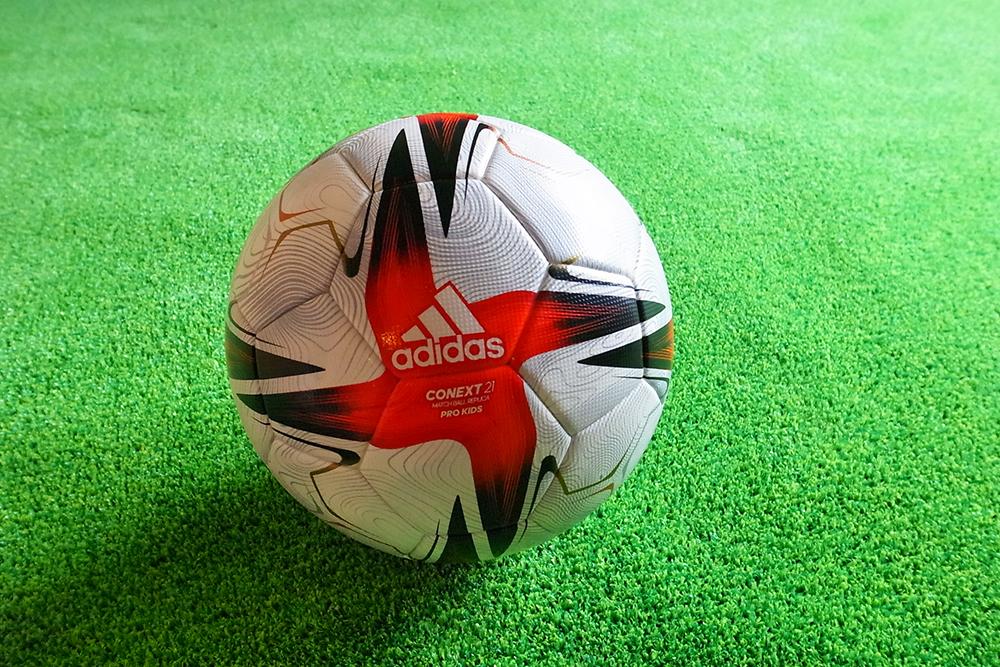 自宅練習 人工芝 サッカーボール